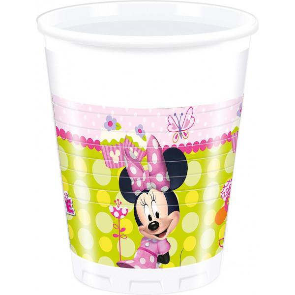 Disney Store Partymugg Mimmi Pigg 8X Partymuggar från Disney store