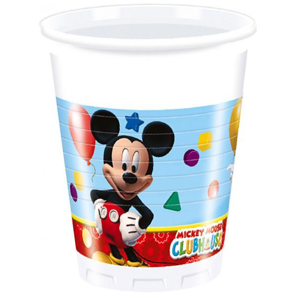 Disney Store Partymugg Musse Pigg Partymuggar Set Med 8 från Disney store