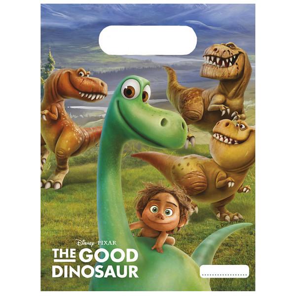 Disney Store Partypåse Den Gode Dinosaurien 6X Partypåsar från Disney store