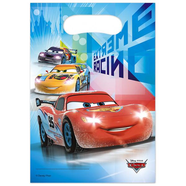 Disney Store Partypåse Disney Pixar Bilar Partypåsar Set Med 6 från Disney store