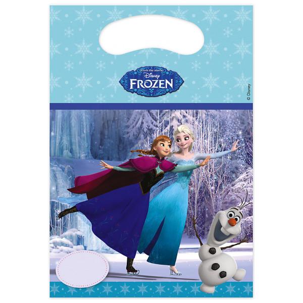 Disney Store Partypåse Frost 6X Partypåsar från Disney store