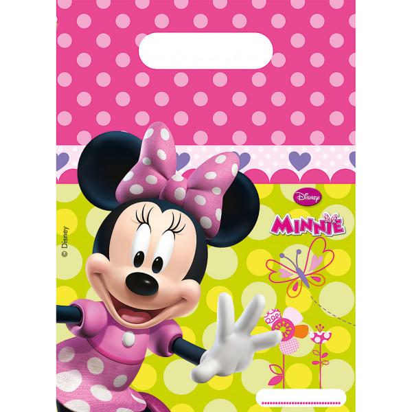 Disney Store Partypåse Mimmi Pigg 6X Partypåsar från Disney store