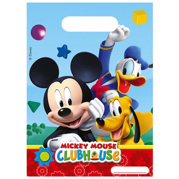 Disney Store Partypåse Musse Pigg 6X Partypåsar från Disney store