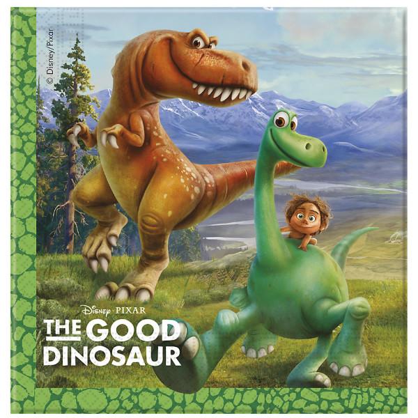 Disney Store Partyservett Den Gode Dinosaurien Partyservetter 20-Pack från Disney store