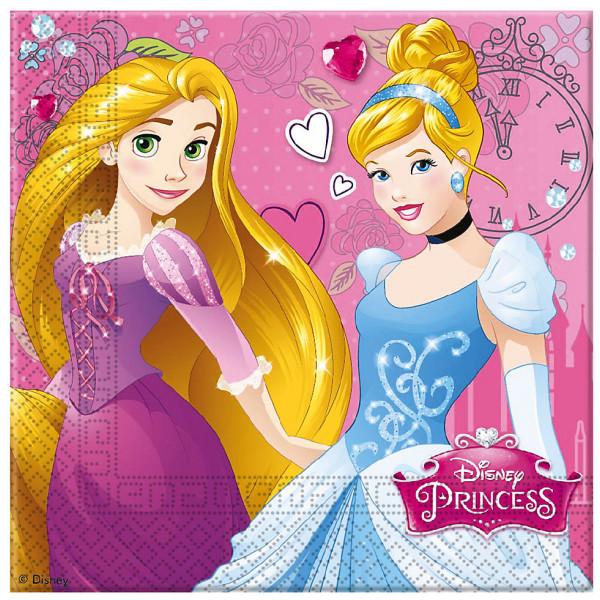 Disney Store Partyservett Disney Prinsessor Partyservetter 20-Pack från Disney store