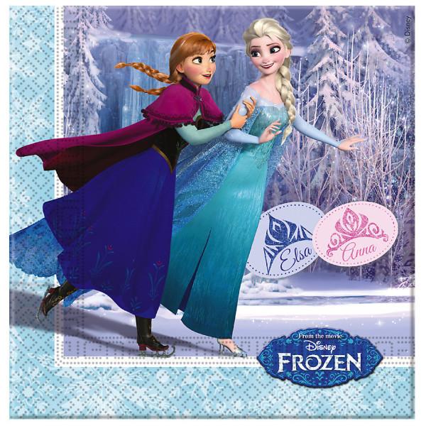 Disney Store Partyservett Frost Partyservetter 20-Pack från Disney store