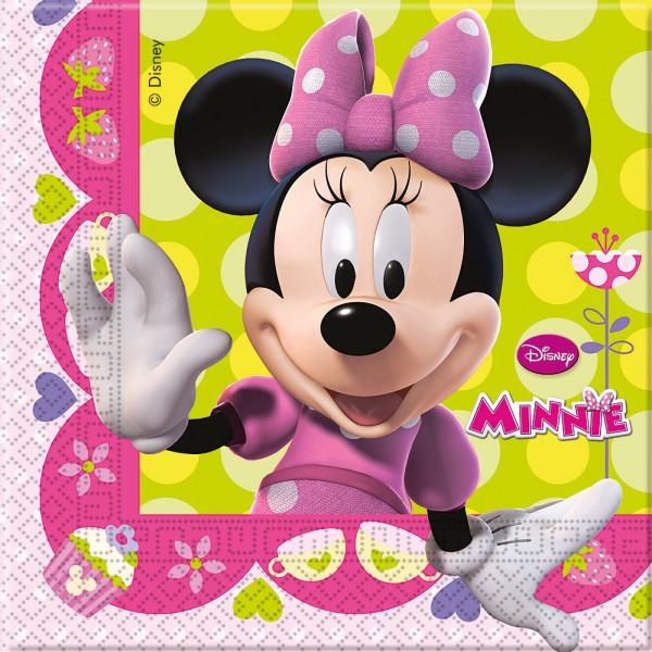 Disney Store Partyservett Mimmi Pigg 20X Partyservetter från Disney store