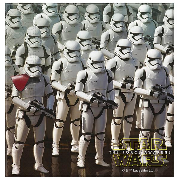 Disney Store Partyservett Star Wars The Force Awakens Partyservetter 20-Pack från Disney store
