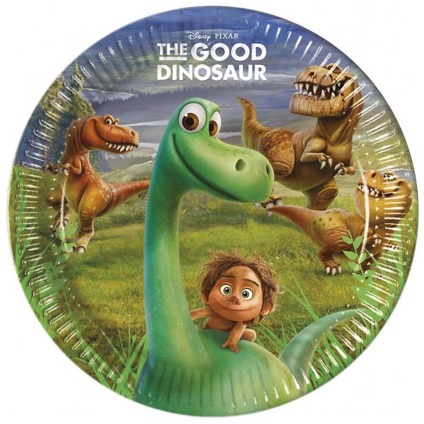Disney Store Partytallrik Den Gode Dinosaurien Partytallrikar Set Med 8 från Disney store