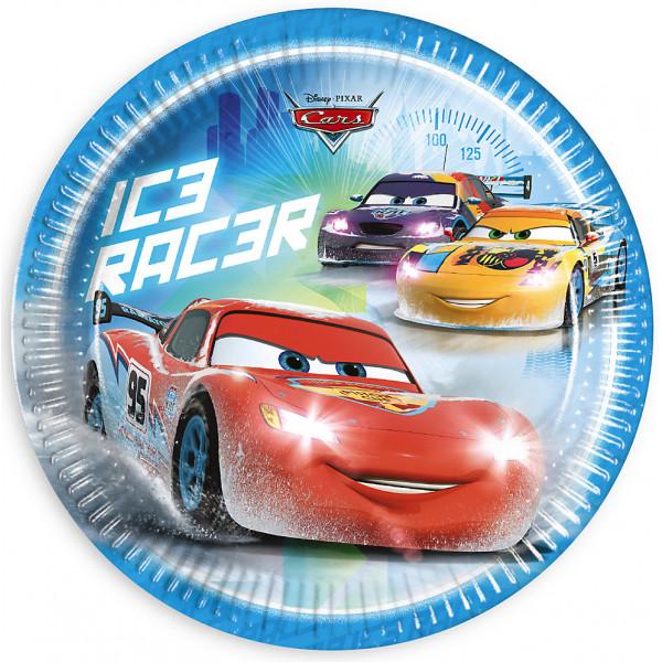 Disney Store Partytallrik Disney Pixar Bilar Partytallrikar Set Med 8 från Disney store