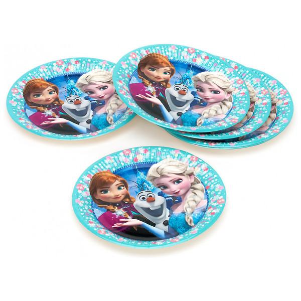 Disney Store Partytallrik Frost 8X Partytallrikar från Disney store