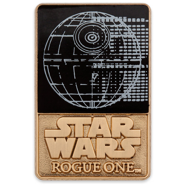 Disney Store Pins Death Star-Nål Rogue One A Star Wars Story från Disney store