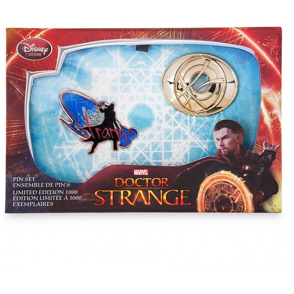 Disney Store Pins Doctor Strange-Set Med I Begränsad Upplaga från Disney store