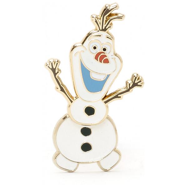 Disney Store Pins Frost Olof Svängande Pin I Begränsad Upplaga från Disney store