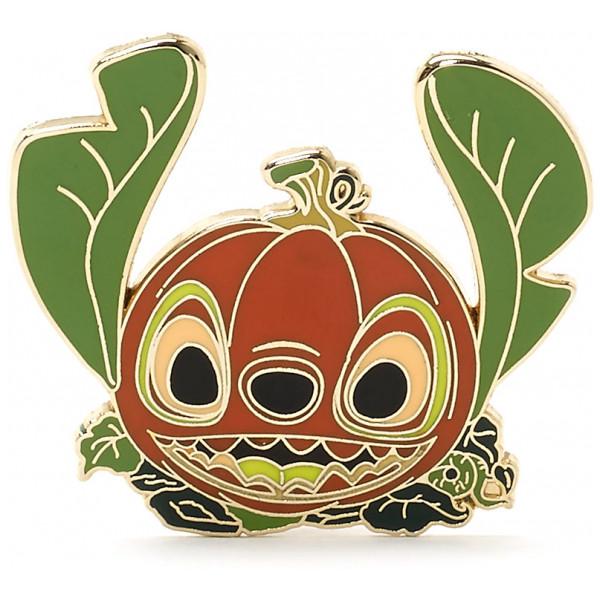 Disney Store Pins Stitch Pumpapin I Begränsad Upplaga från Disney store