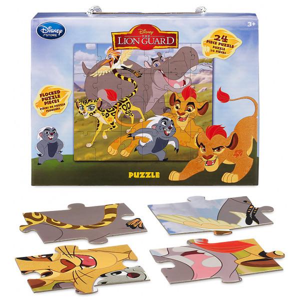 Disney Store Pussel Lejonvakten 24-Bitars från Disney store