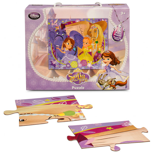Disney Store Pussel Sofia Den Första 16-Bitars från Disney store