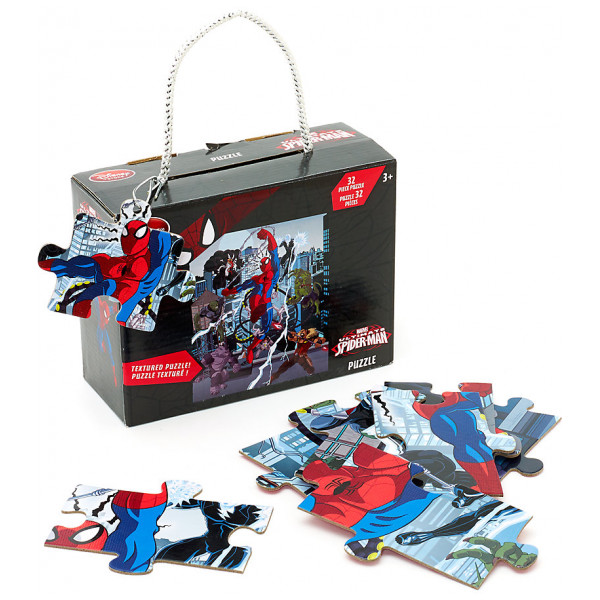 Disney Store Pussel Spiderman 32-Bitars från Disney store
