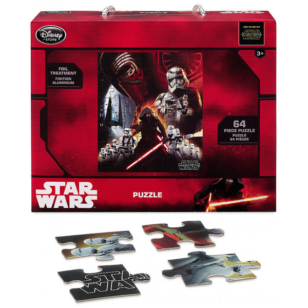 Disney Store Pussel Star Wars The Force Awakens 64-Bitars från Disney store
