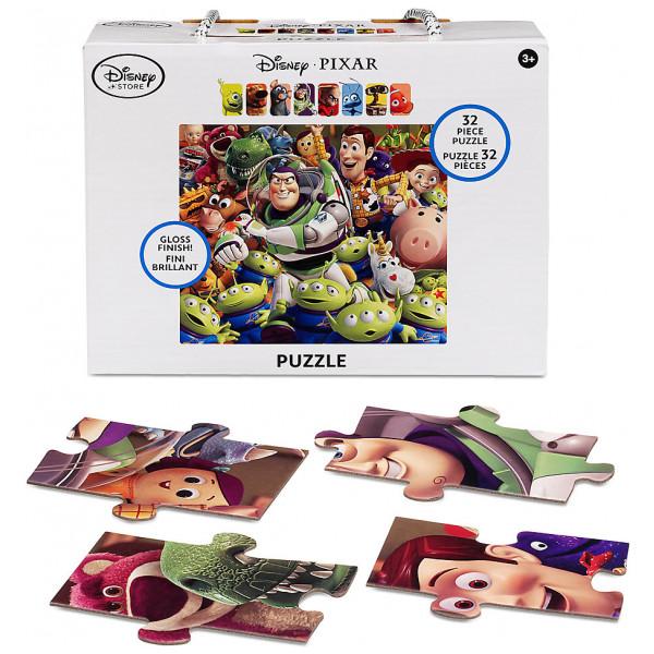 Disney Store Pussel Toy Story 32-Bitars från Disney store