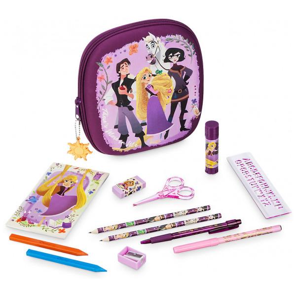 Disney Store Rapunzel Pennfodral Med Pennor Trassel Tv-Serien från Disney store