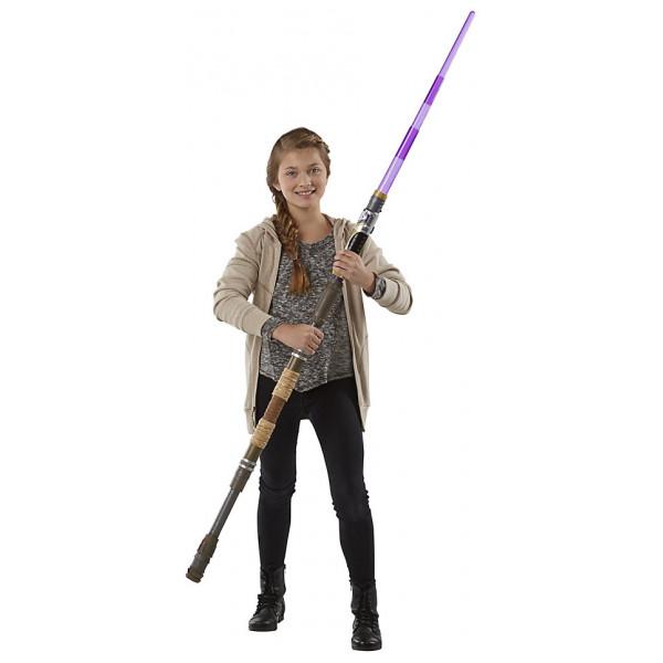 Disney Store Rey Från Jakkus Förlängbara Stav Star Wars Forces Of Destiny från Disney store
