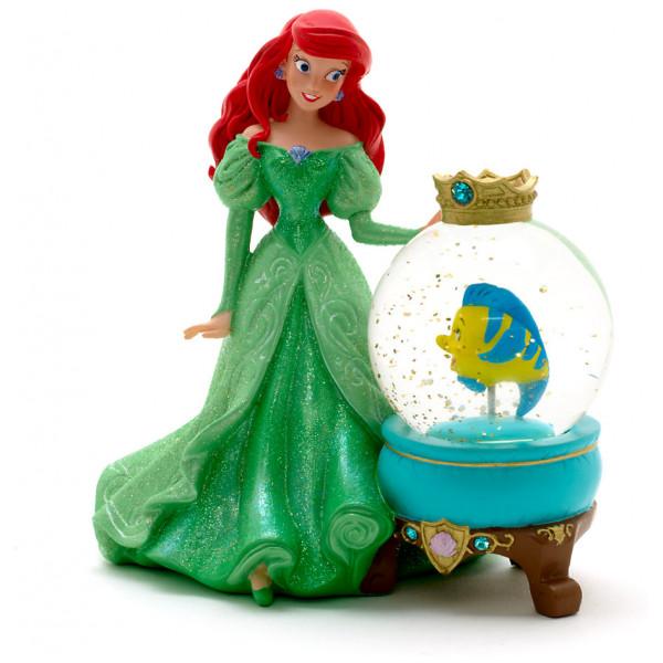 Disney Store Samlarfigur Ariel-Snöglob från Disney store