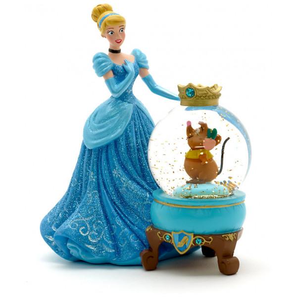 Disney Store Samlarfigur Askungen-Snöglob från Disney store