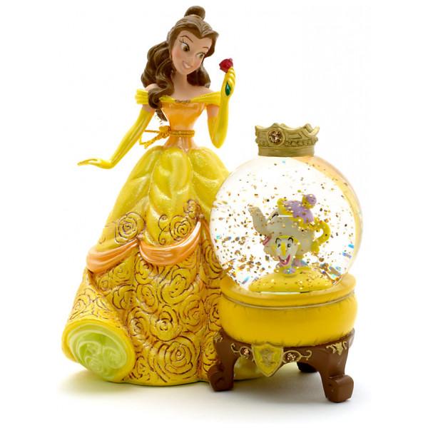 Disney Store Samlarfigur Belle-Snöglob från Disney store
