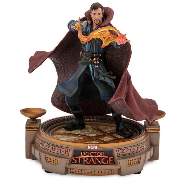 Disney Store Samlarfigur Doctor Strange Upplyst Statyett I Begränsad Upplaga från Disney store