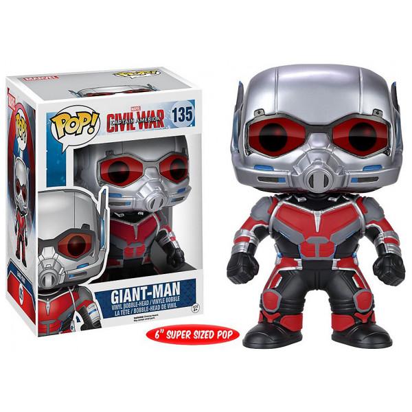 Disney Store Samlarfigur Giant-Man Stor Pop Vinylfigur Från Funko Captain America Civil War från Disney store