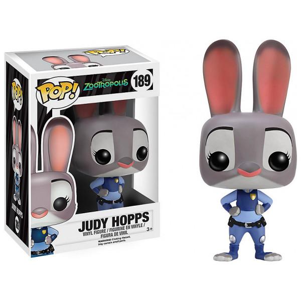 Disney Store Samlarfigur Judy Hopps Pop Vinyl-Figur Från Funko Zootropolis från Disney store