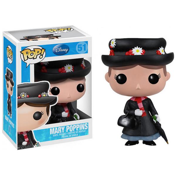 Disney Store Samlarfigur Mary Poppins Pop Vinylfigur Från Funko från Disney store