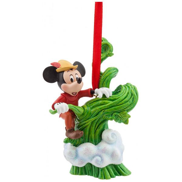 Disney Store Samlarfigur Musse Och Bönstjälken Ornament från Disney store
