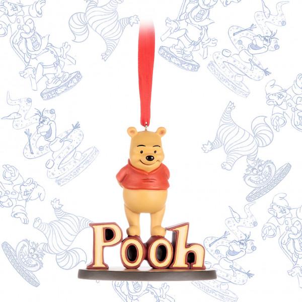Disney Store Samlarfigur Nalle Puh Ornament,art Of Disney Animation Collection från Disney store