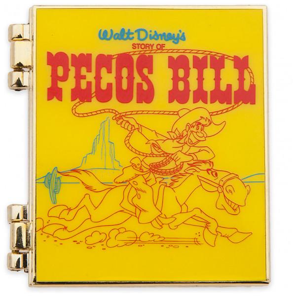 Disney Store Samlarfigur Pecos Bill Pin från Disney store