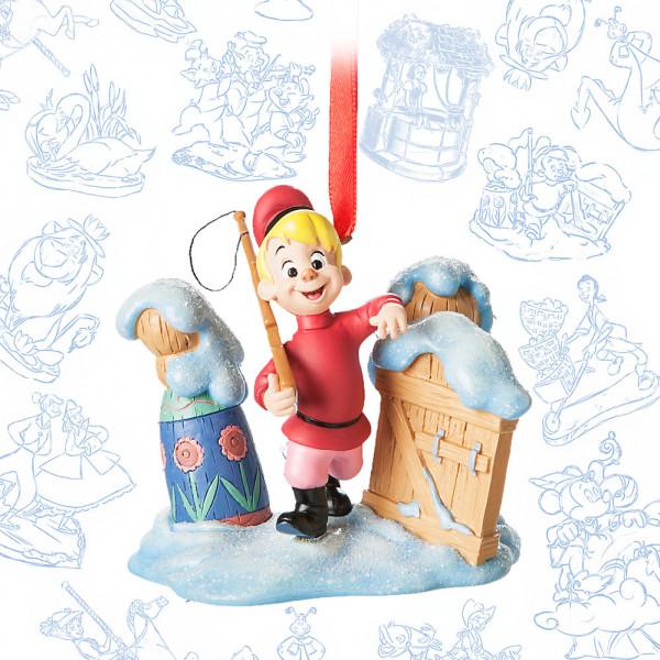 Disney Store Samlarfigur Peter Och Vargen Sketchbook Ornament Collection från Disney store