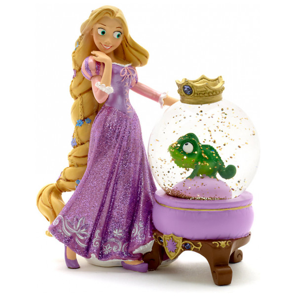 Disney Store Samlarfigur Rapunzel-Snöglob från Disney store