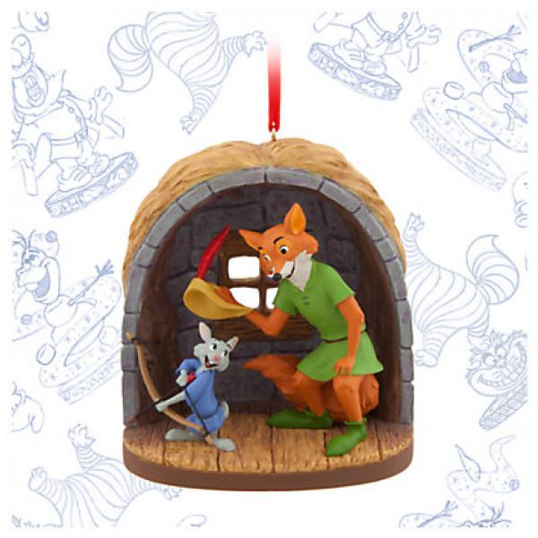 Disney Store Samlarfigur Robin Hood Statyett från Disney store
