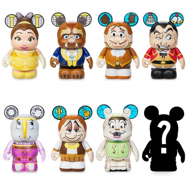 Disney Store Samlarfigur Skönheten Och Odjuret Vinylmation-Figur 7,5 Cm från Disney store