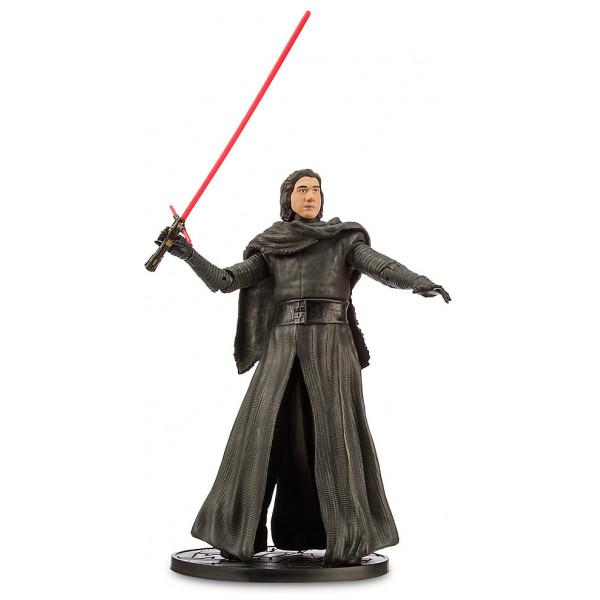 Disney Store Samlarfigur Star Wars Elite-Serien 18 Cm Diecast-Figurer Kylo Ren Utan Mask från Disney store