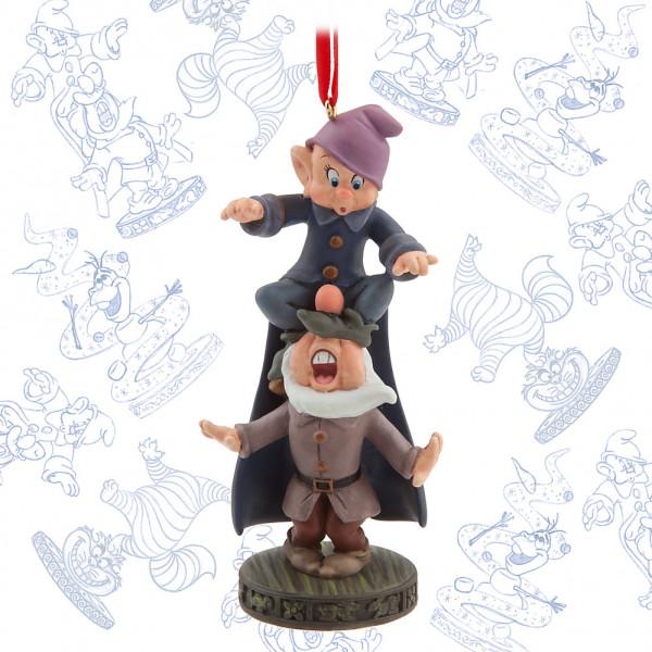 Disney Store Samlarfigur Toker Och Prosit Statyett från Disney store