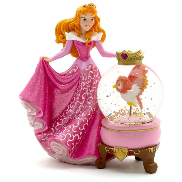 Disney Store Samlarfigur Törnrosa-Snöglob från Disney store