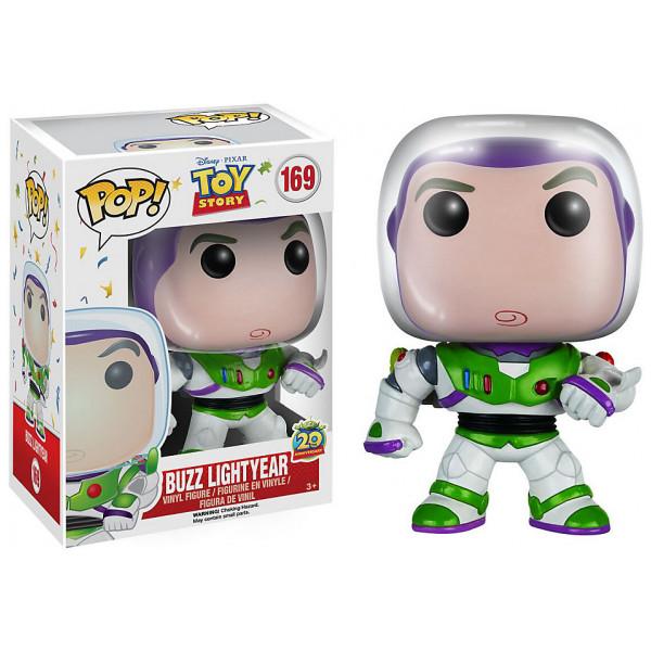 Disney Store Samlarfigur Toy Story Buzz Lightyear Pop Vinylfigur Från Funko från Disney store