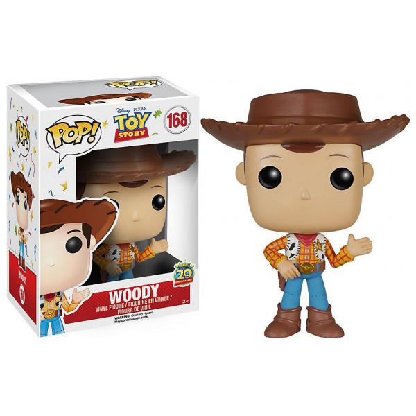 Disney Store Samlarfigur Toy Story Woody Pop Vinylfigur Från Funko från Disney store