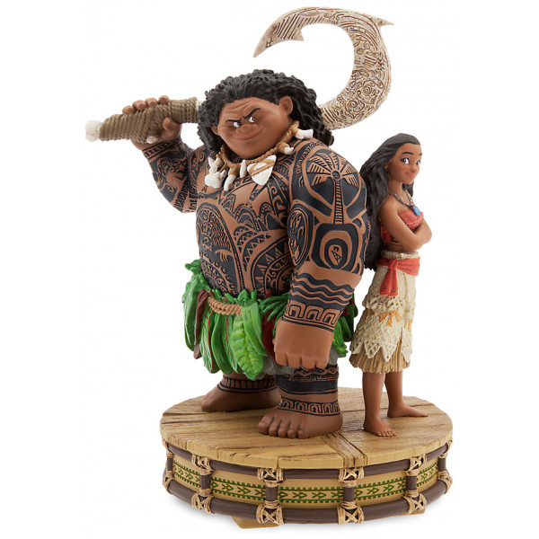Disney Store Samlarfigur Vaiana Statyett I Begränsad Upplaga från Disney store