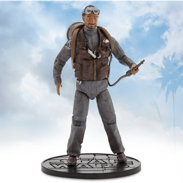 Disney Store Slask Bodhi Rook Elite Series Die-Cast-Figur Rogue One A Star Wars Story från Disney store