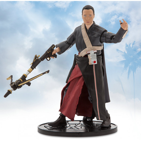 Disney Store Slask Chirrut Imwe Elite Series Die-Cast-Figur Rogue One A Star Wars Story från Disney store