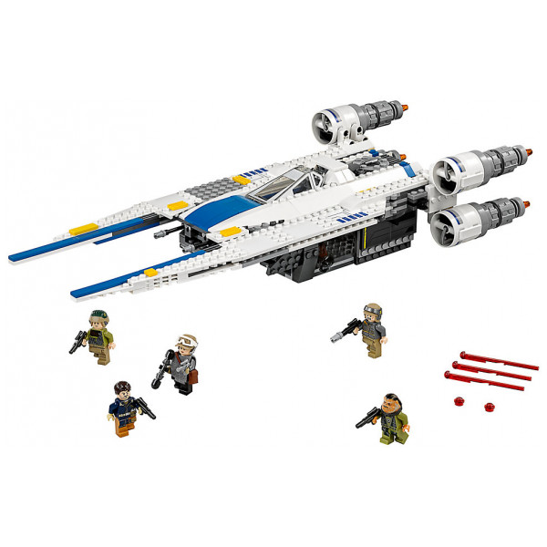 Disney Store Slask Lego Set Med Rebel U-Wing Fighter 75155 Rogue One A Star Wars Story från Disney store