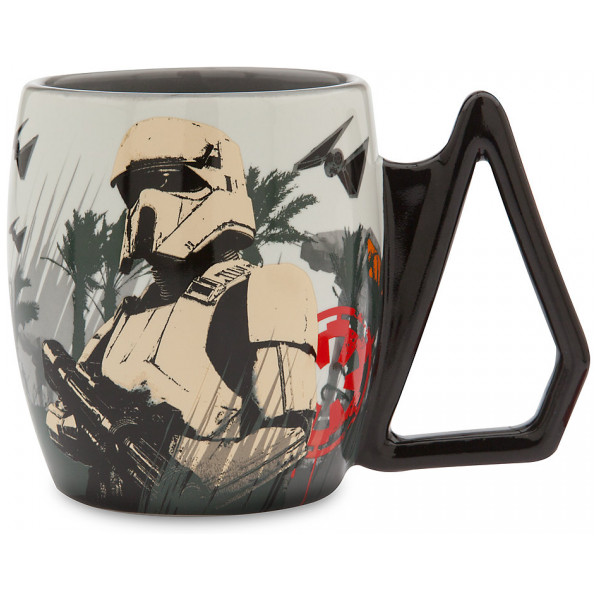 Disney Store Slask Scarif Stormtrooper Mugg Rogue One A Star Wars Story från Disney store